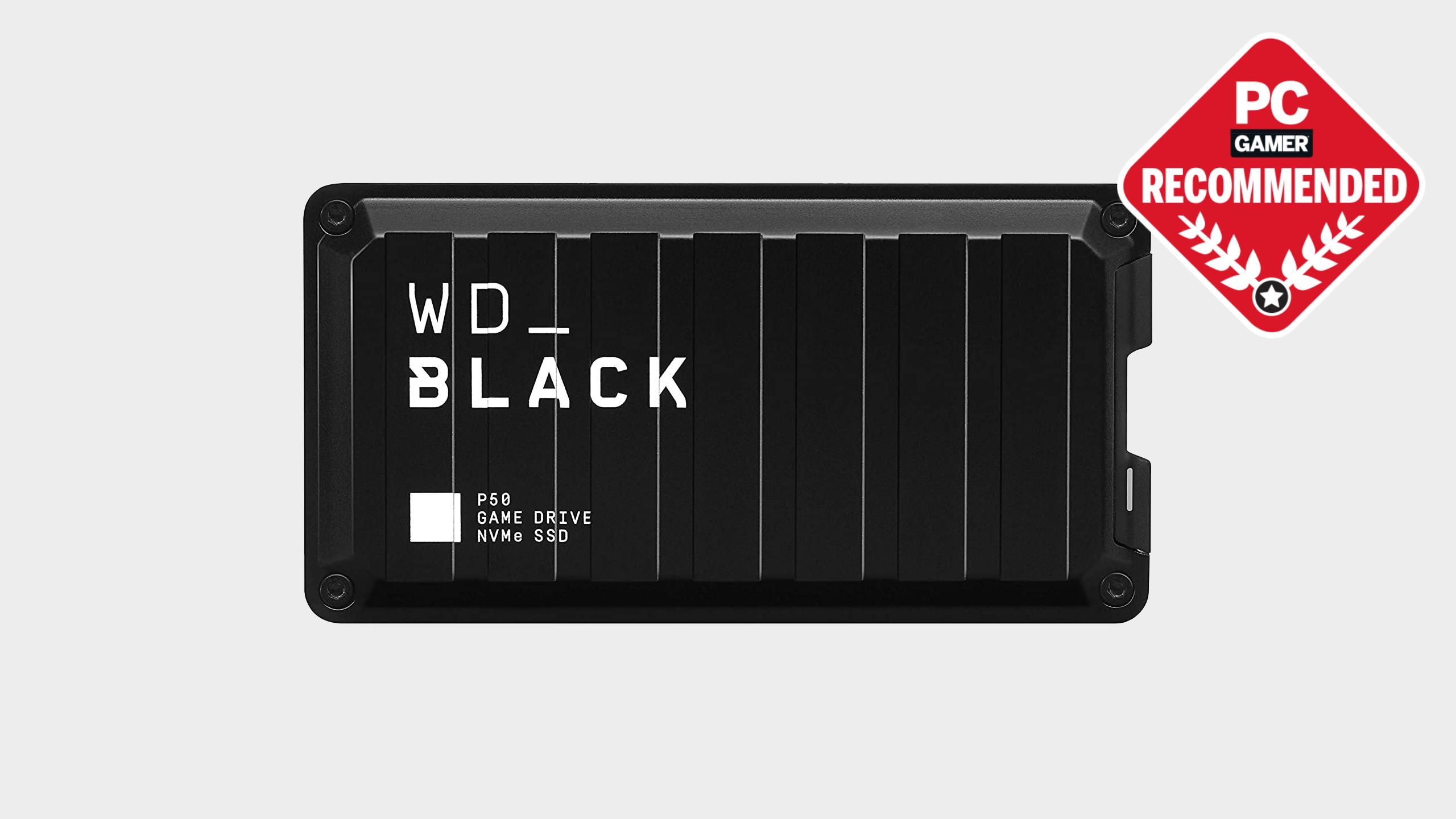 Western Digital WD Black P50 Game Drive