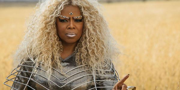 Oprah in A Wrinkle in Time