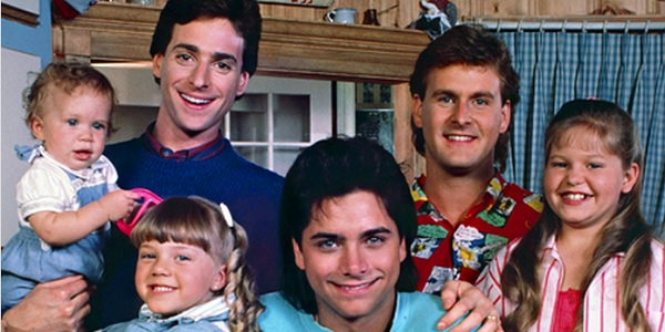 Grandfathered a full house reunion is coming early to john stamos 39 new show - House of tv show ...