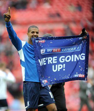 Soccer – Sky Bet League One – Play Off – Final – Preston North End v Swindon Town – Wembley Stadium