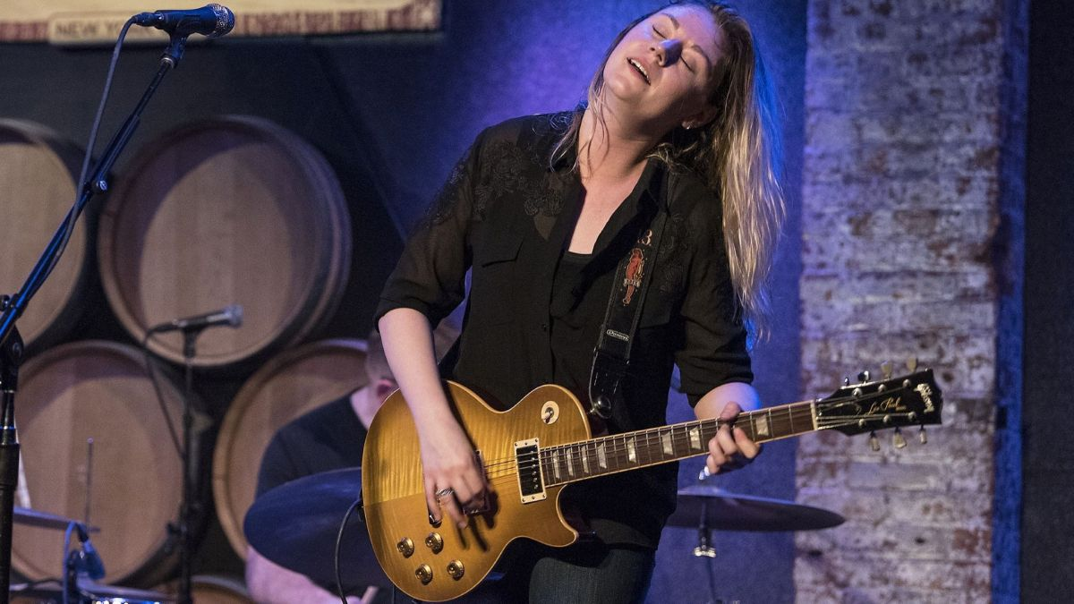 New Joanne Shaw Taylor Covers Album Features Rare Blues Classics