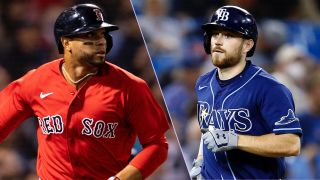 Xander Bogaerts and Brandon Lowe will play in the Red Sox vs Rays live stream