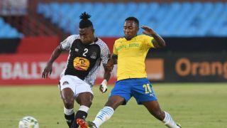 Lebohang Maboe of Mamelodi Sundowns