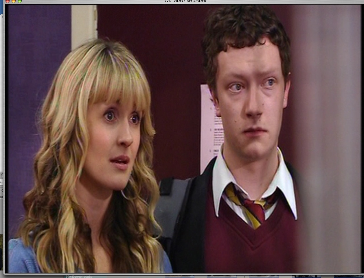 Waterloo Rd's Melissa: 'There's shocks all-round!'