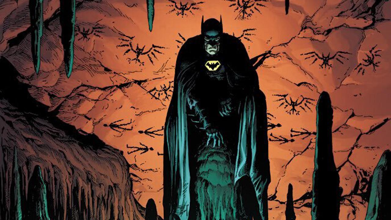 Batman: Earth One Vol. 3 lands