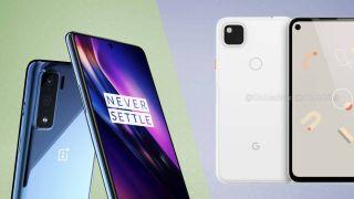 Google Pixel 4a vs OnePlus Z