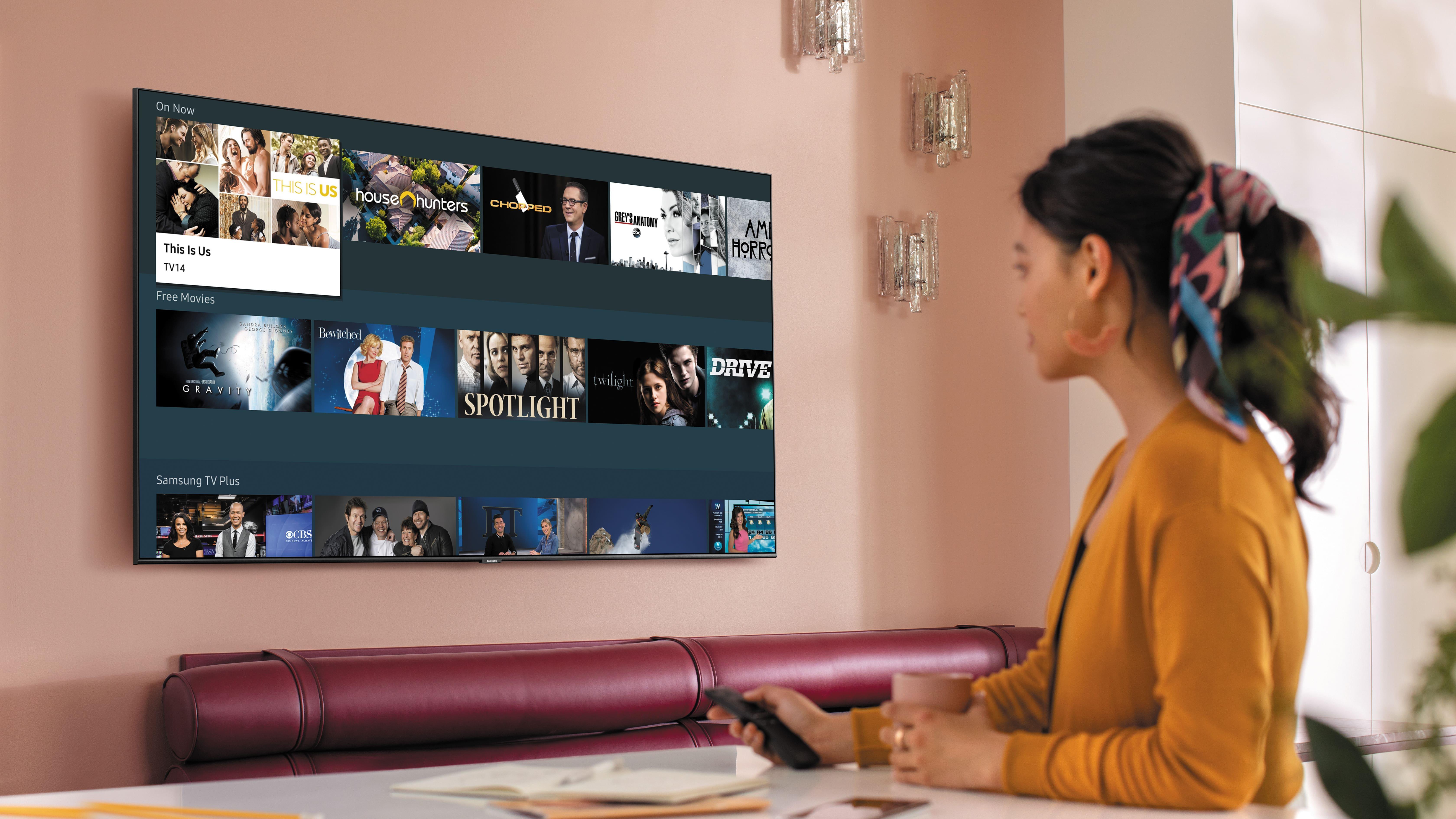 Best Smart Tvs 2021 New Samsung TV 2020: what's new this year? | TechRadar