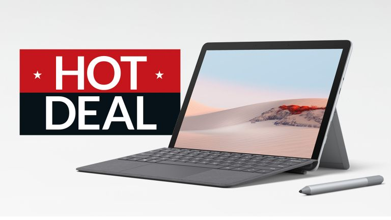 Microsoft Surface Go 2 laptop deals