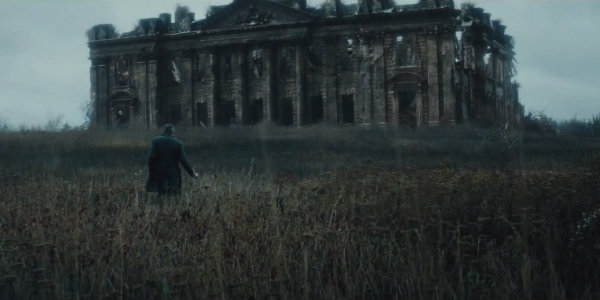 Batman V Superman Bruce Wayne Manor