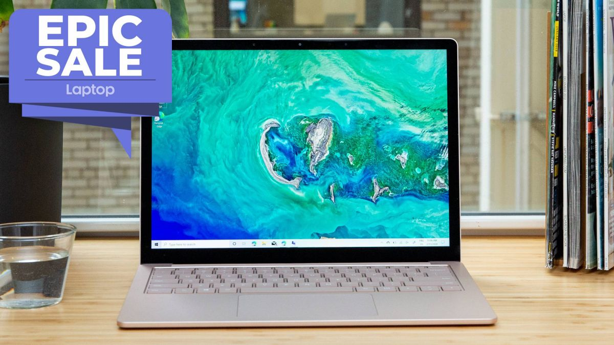 Surface Laptop 3 falls to $799 in epic Windows PC sale