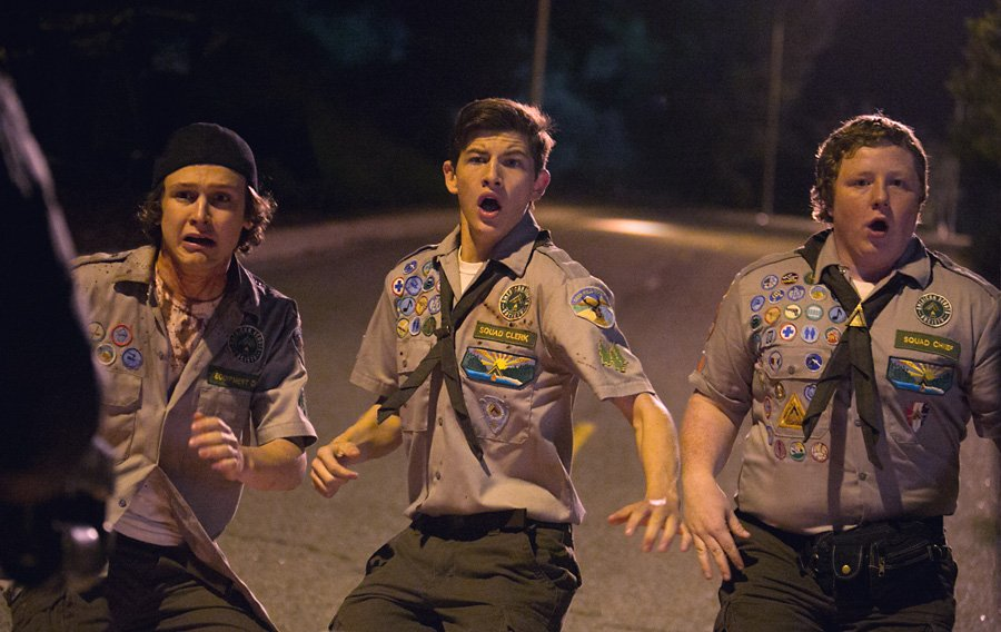 5 Fascinating Things We Learned On The Set Of Scouts Guide To The Zombie Apocalypse #8697
