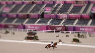 Eventing is the ultimate test of a horse and rider's skill at the Olympics
