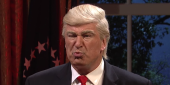 Why Alec Baldwin Originally Said No To Playing SNL's Donald Trump