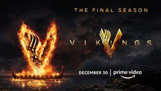 Vikings final episodes key art