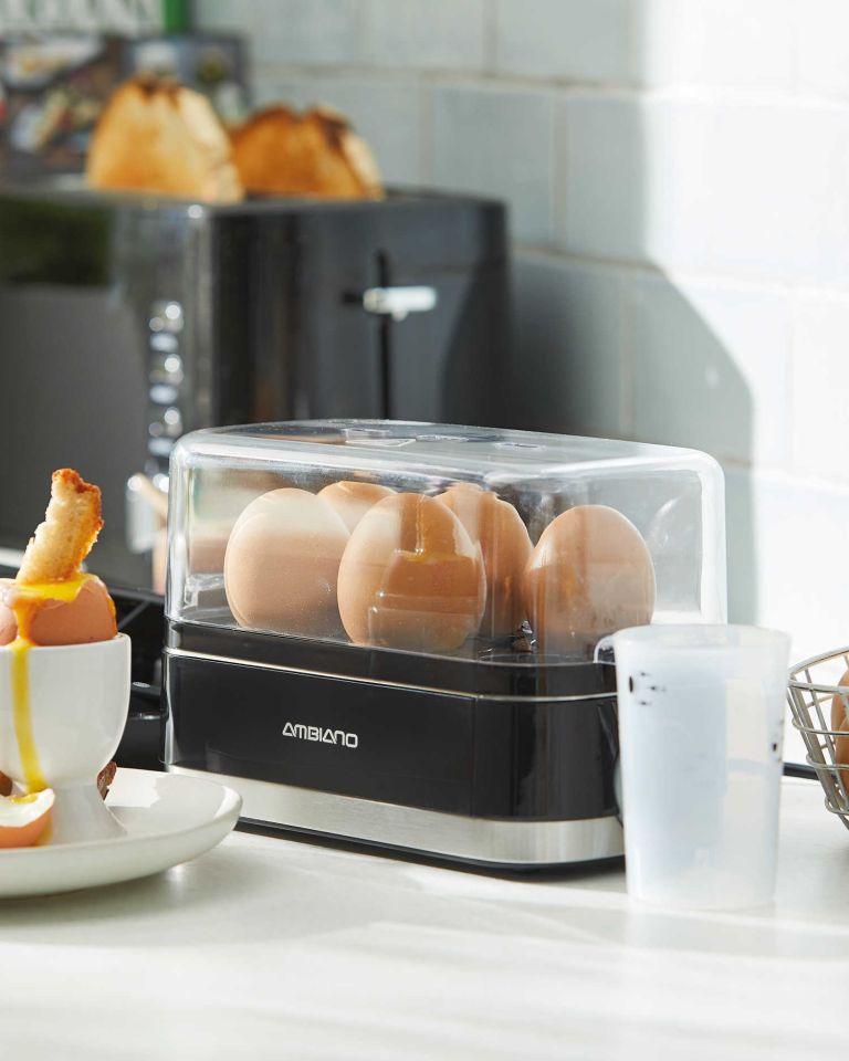 Aldi egg cooker