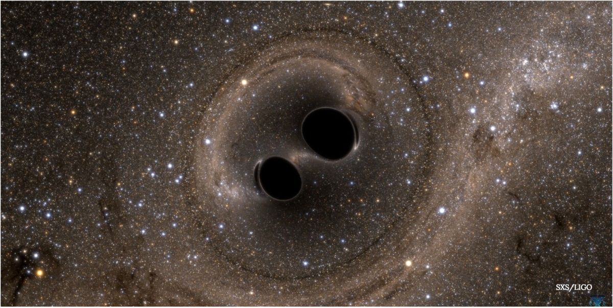 The Mystery of How Black Holes Collide and Merge Is Beginning to Unravel