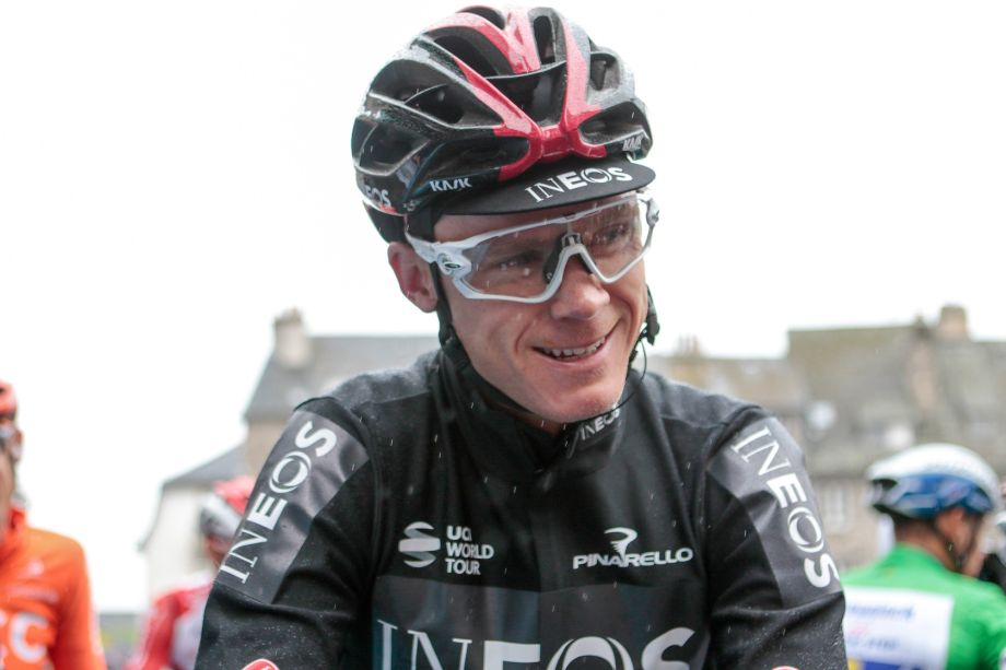 Chris Froome: 'Egan Bernal's life is about to change forever'