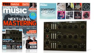Polish premasters like the pros | FREE Acustica Audio multiband compressor | Wilkinson in the studio | Orbital interview | Free downtempo samples | and more!