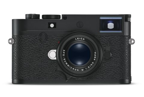 Leica M10-P front view