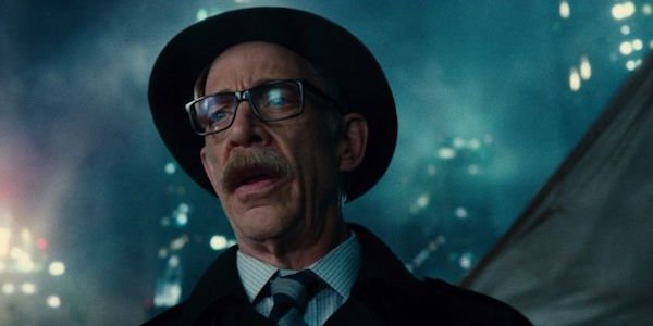 Commissioner Gordon in Justice League