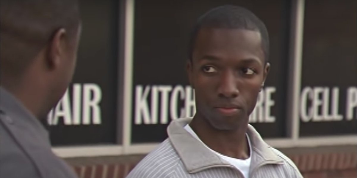 Jamie Hector on The Wire