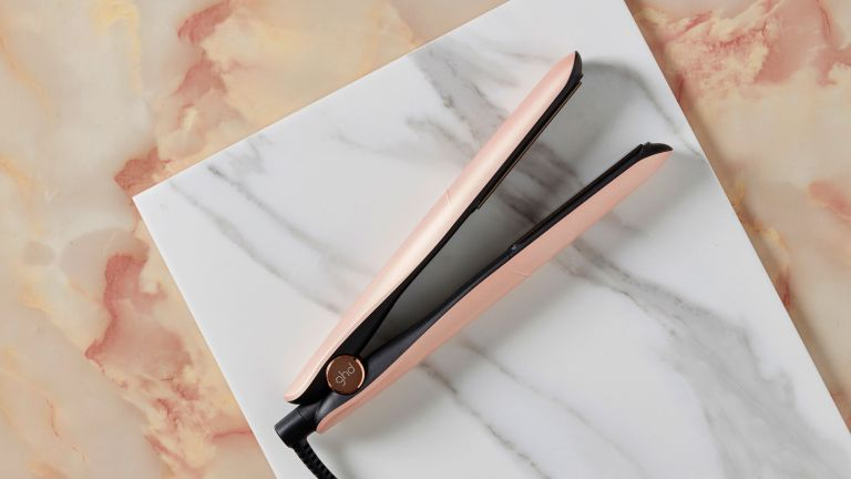 Best hair straighteners: Pink GHDs