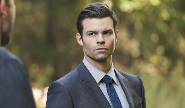Daniel Gillies frowns Elijah Mikaelson The Originals The CW