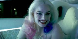 Harley riding with Joker in Suicide Squad