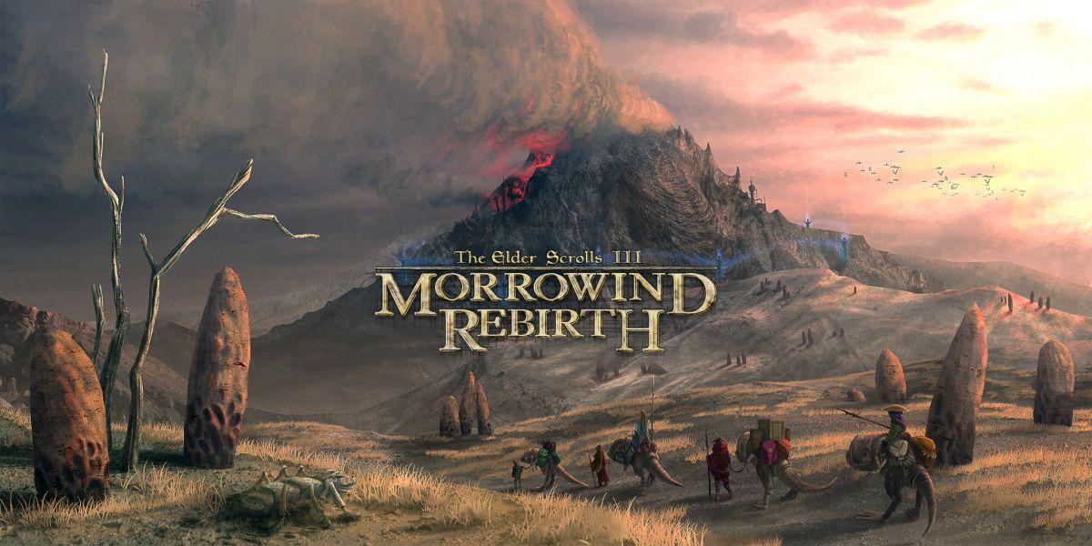 Morrowind Rebirth mod gets a big update to celebrate Morrowind's 18th anniversary