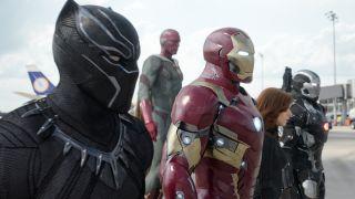 Avengers lineup