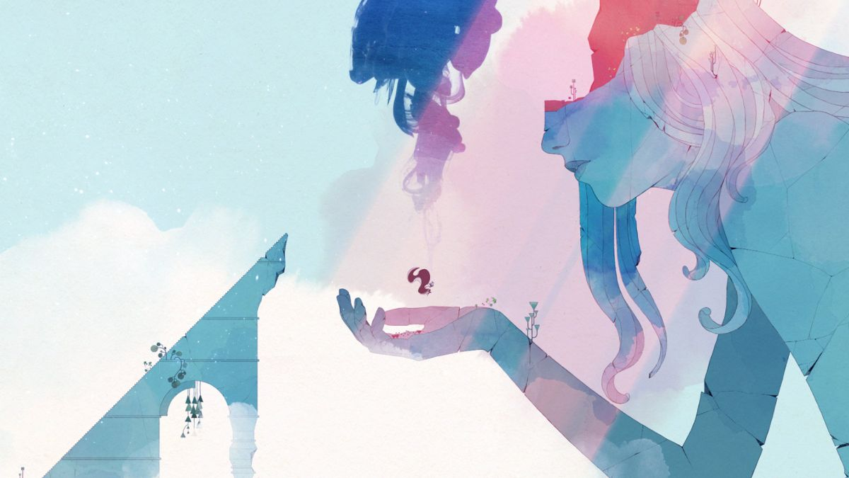The Golden Joystick Awards debuts new trailer for Gris, one of the best looking platformers you'll see this year