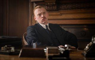 Rupert Grint in The ABC Murders