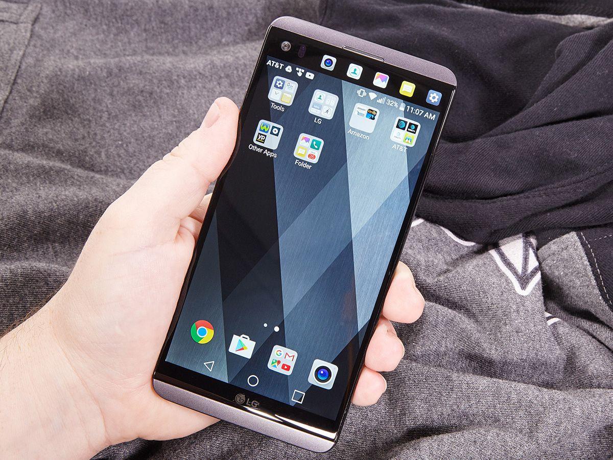 Лучшие и худшие телефоны LG: LG V20