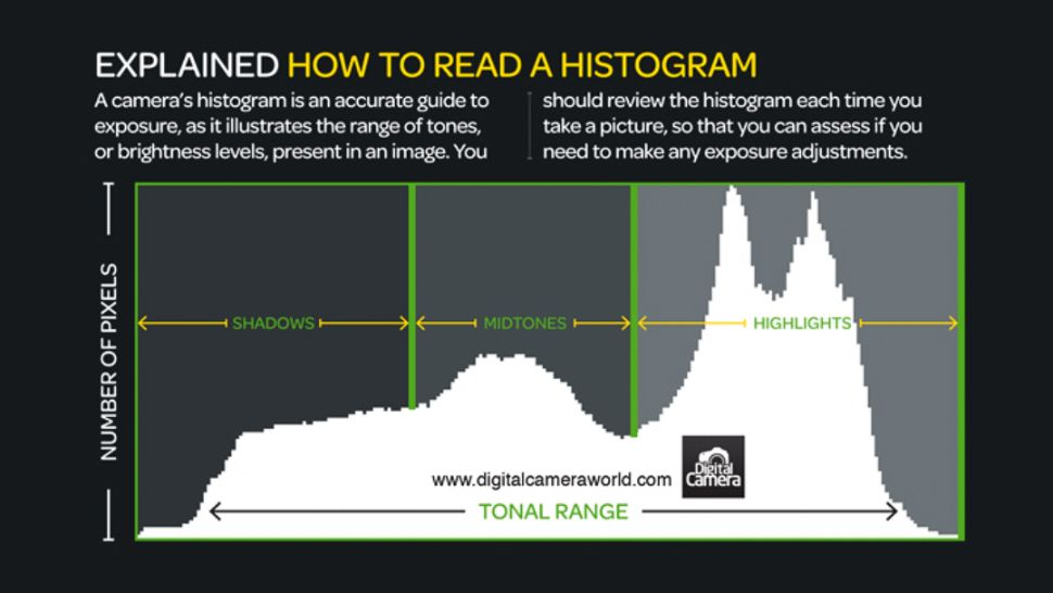 Cheat sheet: How to read a histogram