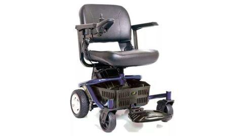 Golden LiteRider PTC Electric Wheelchair review