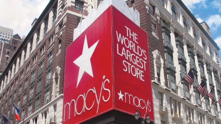Macy's flagship store NYC