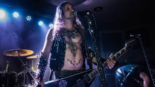 Destroyer 666 playing live in London