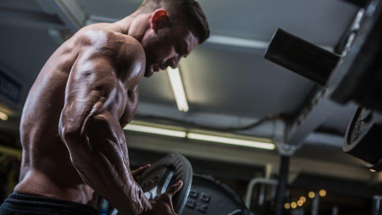 Get big arms top tip