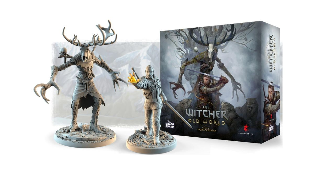 Результат пошуку зображень за запитом The Witcher: Old World