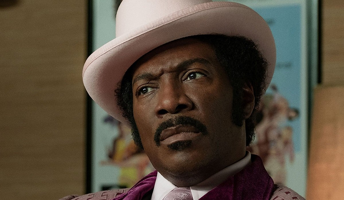 Eddie Murphy Dolemite is my name netflix