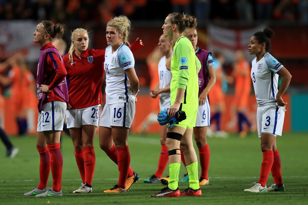 A look back at England Women's semi-final suffering