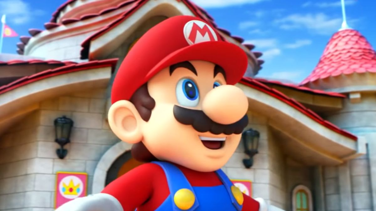 Watch Super Nintendo World's adorable CGI trailer and check out these plans for kart rides and Mario simulators