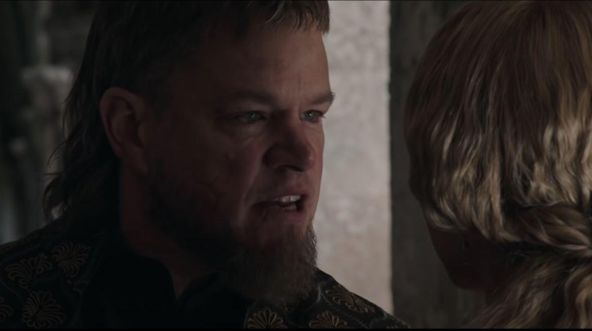 Ridley Scott's The Last Duel teaser reunites Ben Affleck and Matt Damon