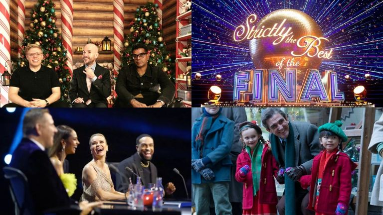 Christmas TV specials 2020
