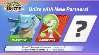 Pokemon Unite Blastoise