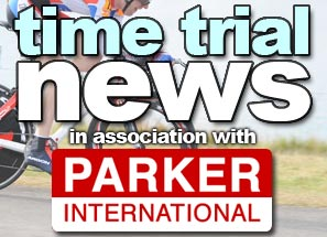 British time trial news in association with Parker International logo