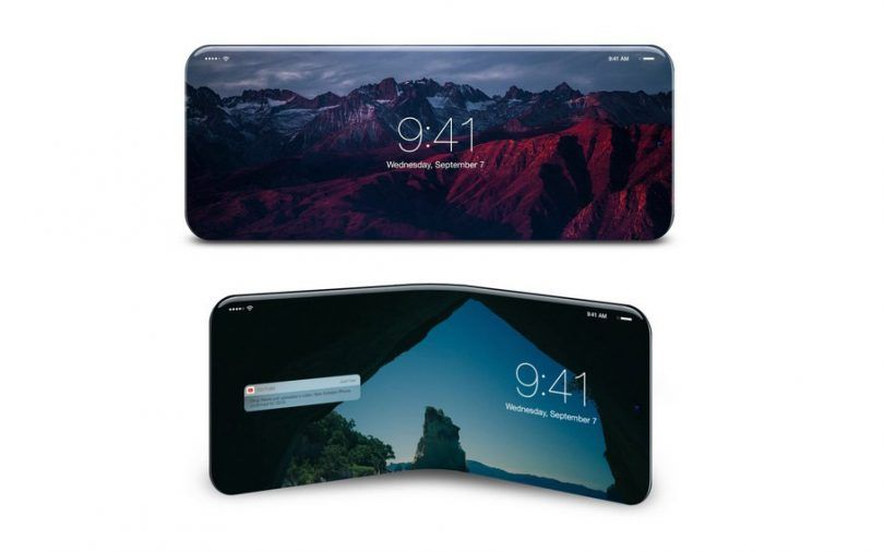 New Apple Patent Points to Inevitable Foldable iPhone