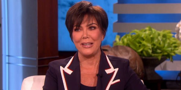 Kris Jenner Ellen