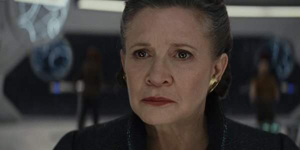 Carrie Fisher's Brother Promises Unused Leia Footage For Episode IX
