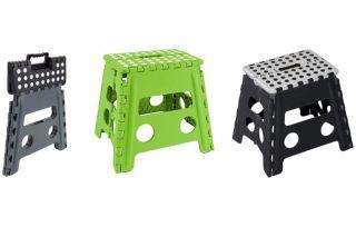 fold up stools, recall